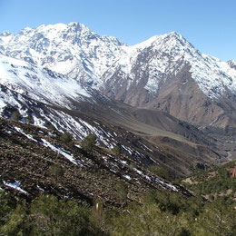Ascension du Toubkal avec un guide