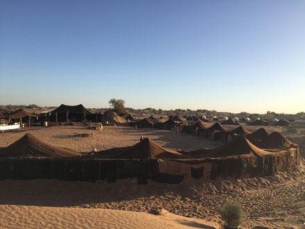 Festival de Taragalte au Maroc