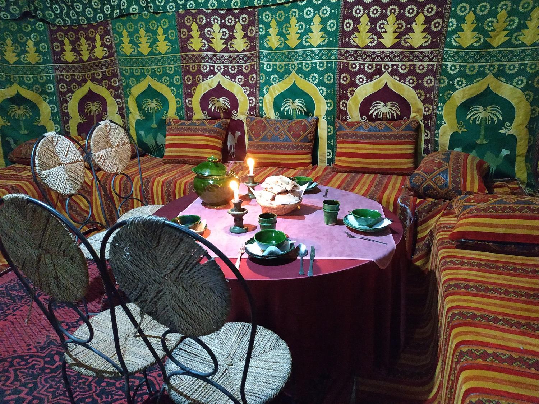 Jaima Chegaga le Charme d'Aladdin