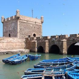 circuit guidé à Essaouira