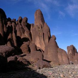 Trek dans le massif du Siroua