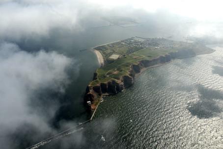 Lilo Tadday Helgoland Luftaufnahme V