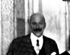 Silvio Baffoni (ritaglio),  Padre di Carlo e nonno di Mario