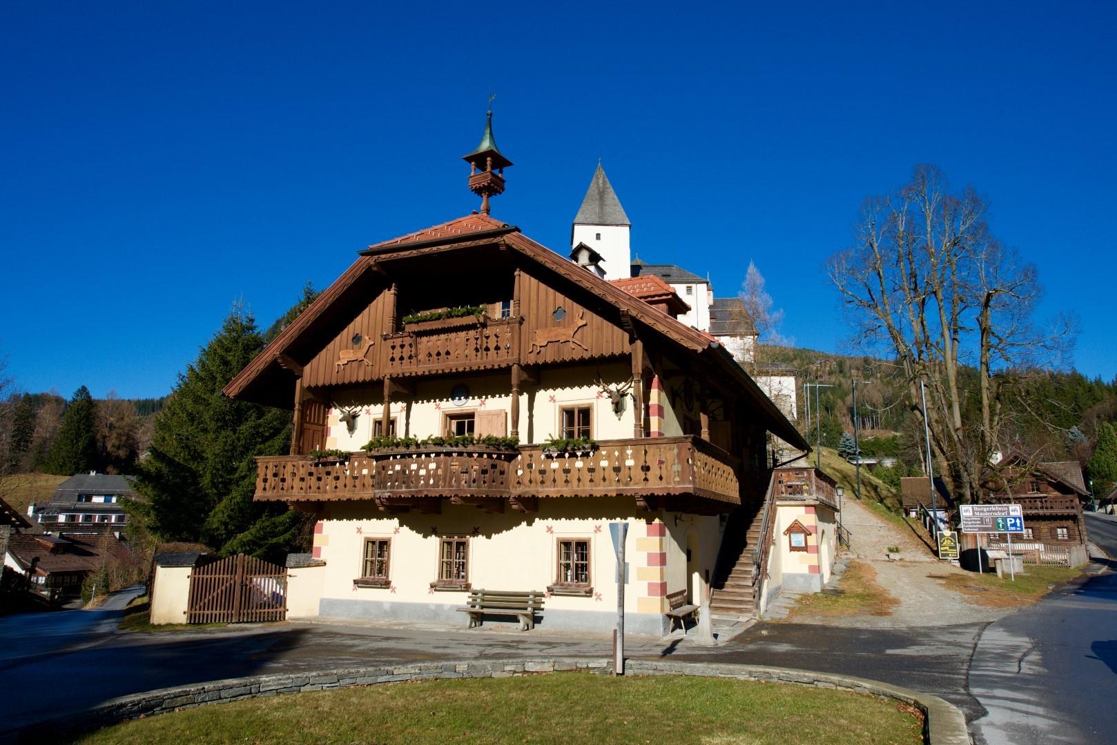 Das Schlossmeierhaus