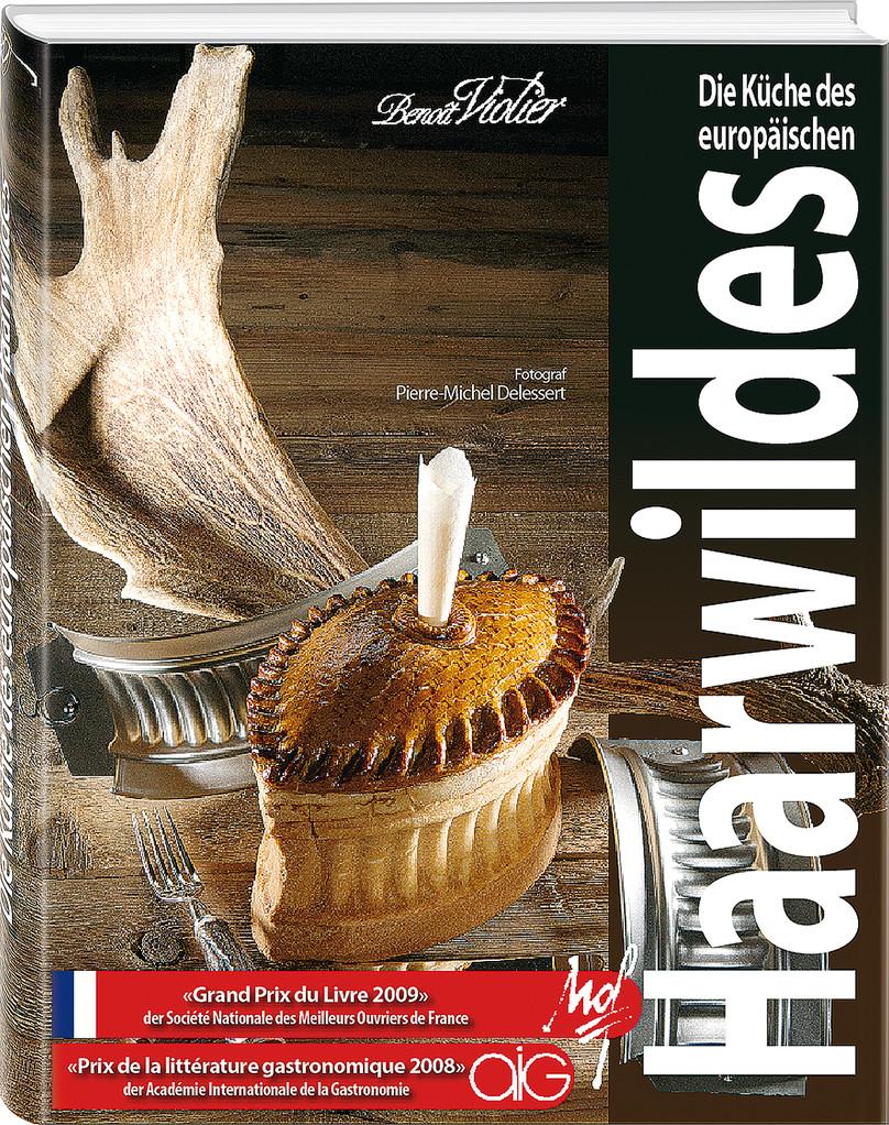 Die Küche des europäischen Haarwildes - WERD & WEBER VERLAG AG ...