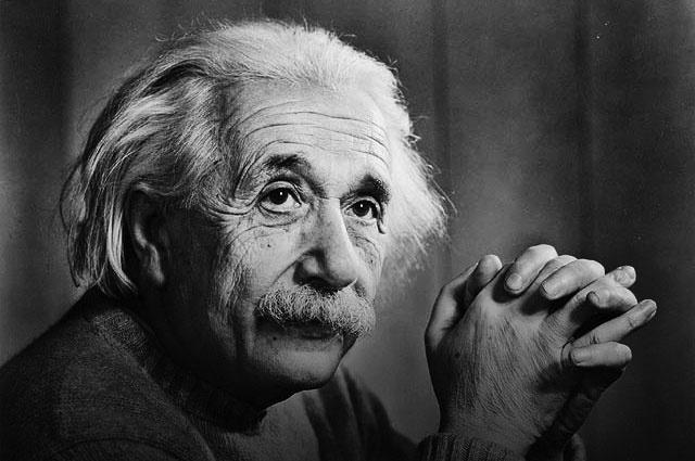 Einstein amour puissance de l'amour force