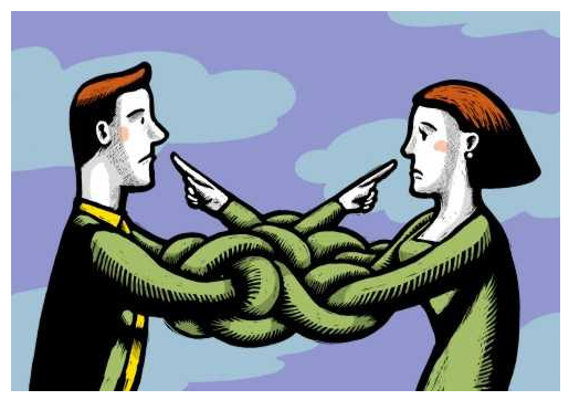 ecoute partage dialogue communication couple