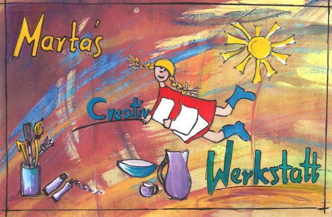 Martas Creativ Werkstatt - Oeversee - Basteln mit Kindern & Kindergeburtstage