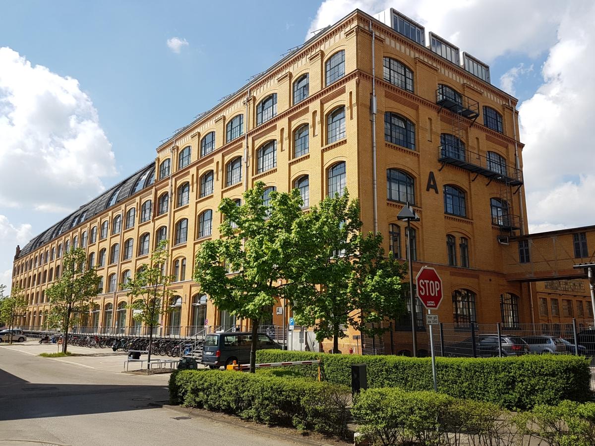 Campus Hochschule Technik u. Wirtschaft - planwerkstatt Berlin
