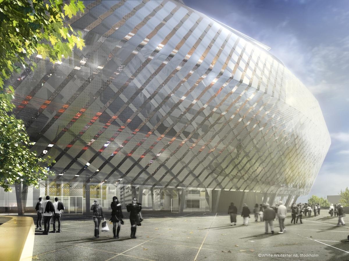 Tele2 Arena - White Architeker SB, Stockholm