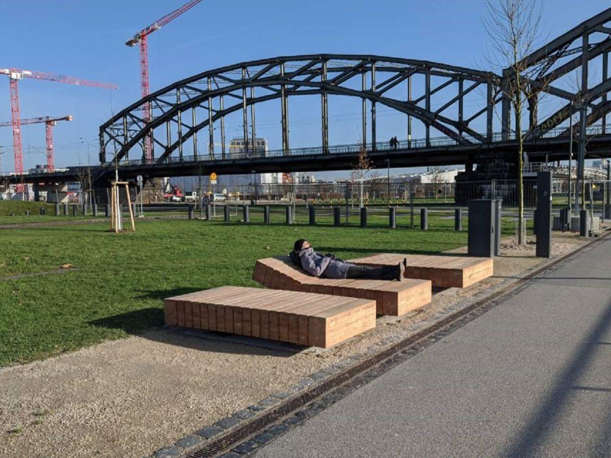 Ruhrorter Werft, Frankfurt (Main)