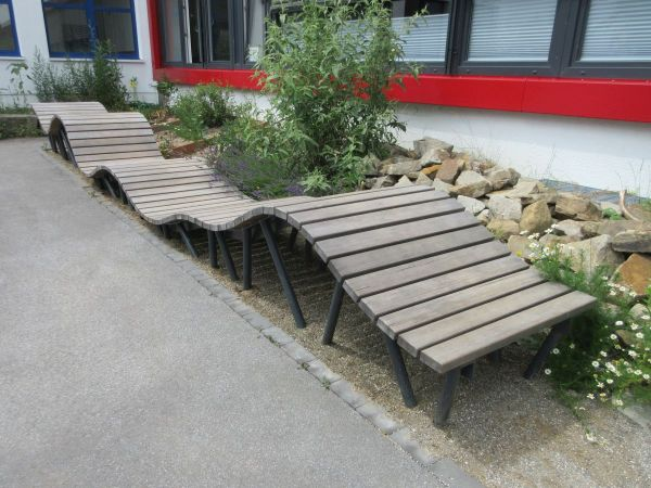 Libero Wood Wave Deck