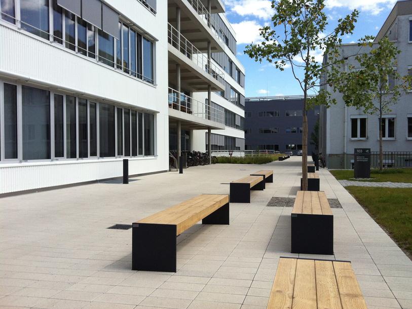 German Aerospace Center - Keller Damm Kollegen Architects