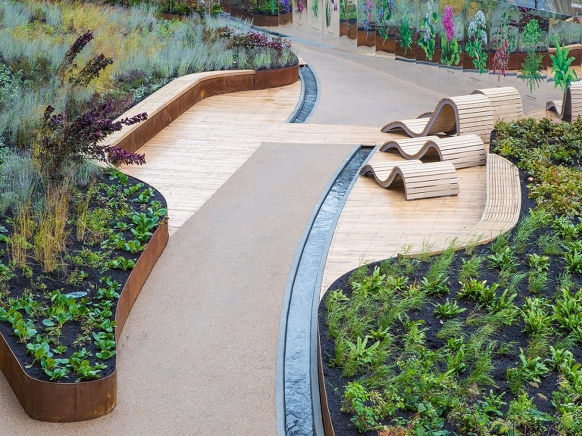 Handyside Garden - Dan Pearson Studio