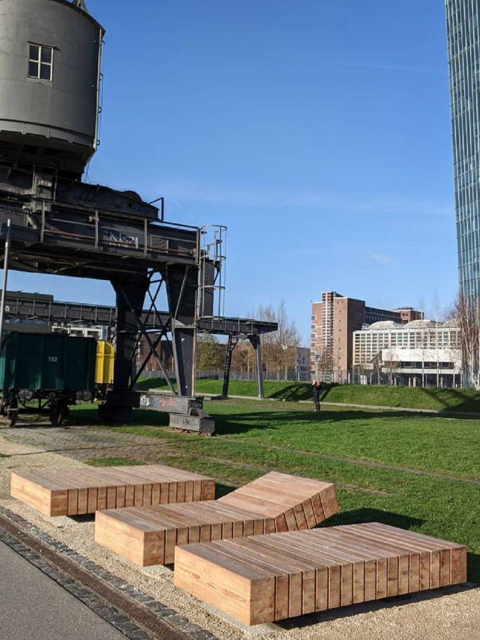 Ruhrorter Werft, Frankfurt (Main)- BIERBAUM.AICHELE