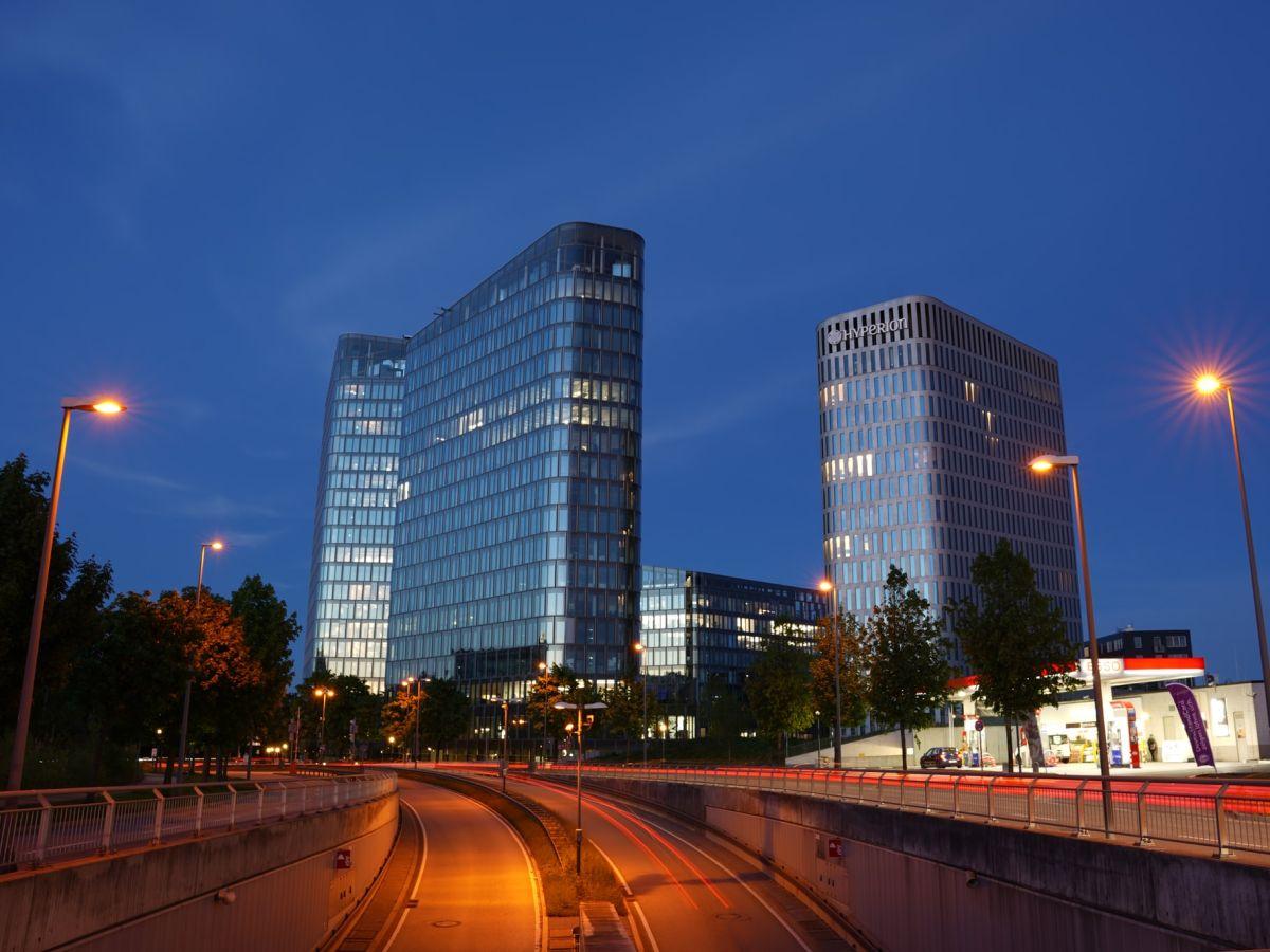 Bavaria Towers Munich