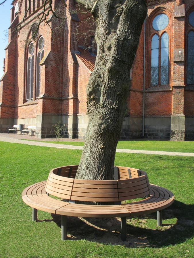 Round-/Treebenches