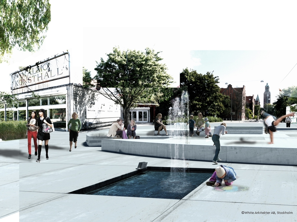 Arthall Malmö - White Architekter, Stockholm