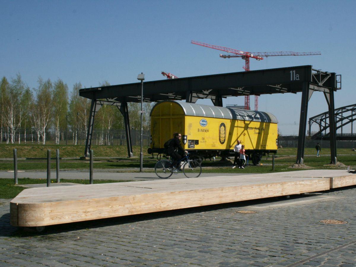 Ruhrorter Werft, Frankfurt (Main) - BIERBAUM.AICHELE