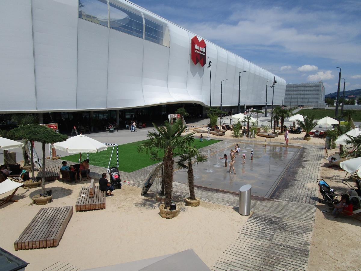 Mall of Switzerland - Halter AG