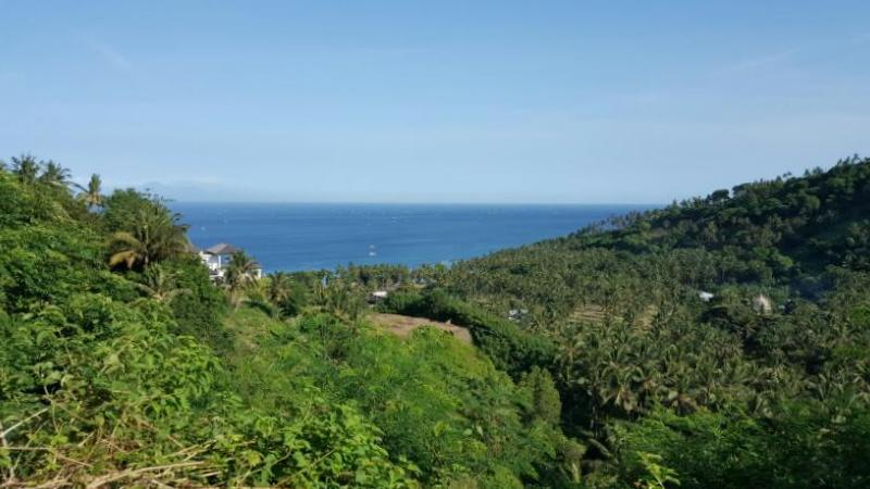 Land for sale near Senggigi, Lombok. For sale by owner