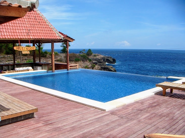 Nusa Ceningan villa for sale by direct owner