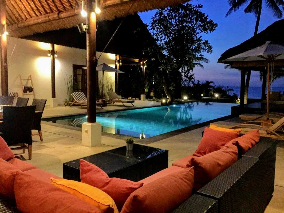 Beachfront Villa For Sale In Brongbong Bali Property For Sale Or Rent By Owner