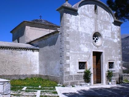 """La chiesetta di """"San Pancrazio Martire"""""""
