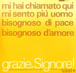 Grazie Signore - Domenico Machetta