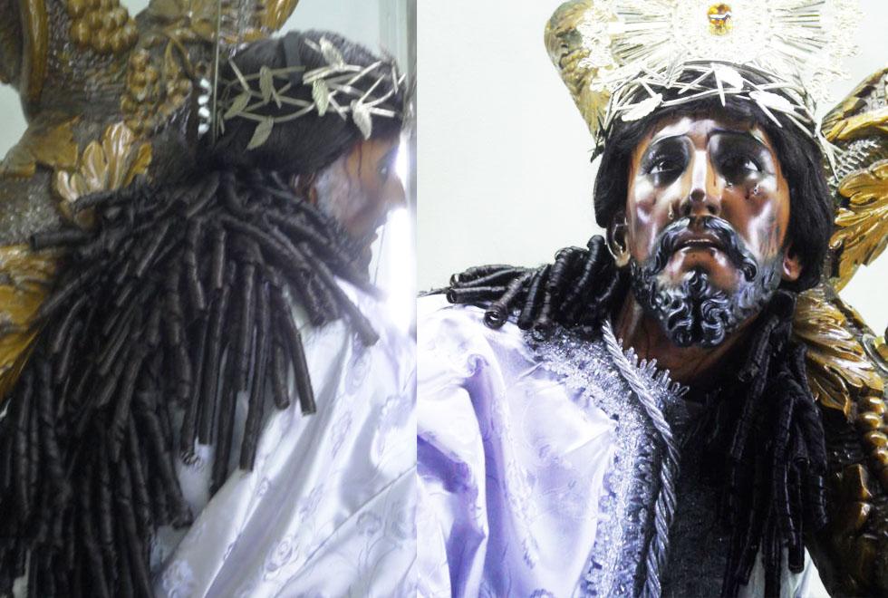 C.I. JESÚS NAZARENO DE LAS MISERICORDIAS / IGLESIA SAN BARTOLOMÉ  CABELLERA LARGA A CANELONES TRADICIONALES (2014)