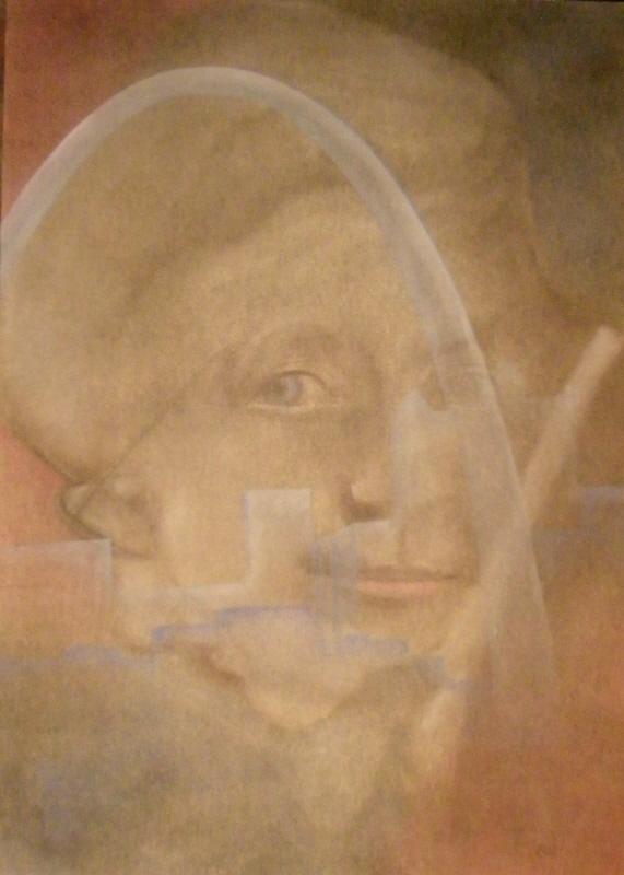 ART HFrei - Noch immer - Pastell