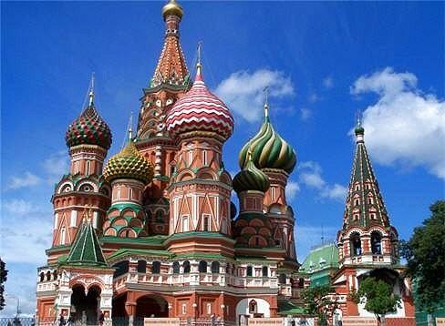 La Place Rouge (Moscou)
