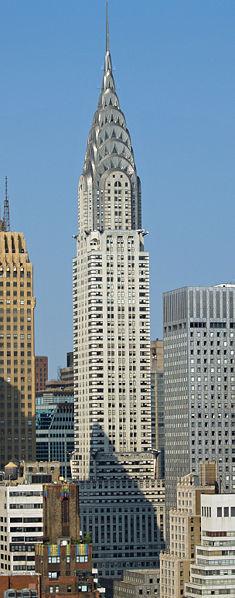 Chrysler Bulding, à New-York