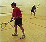 Squashtraining