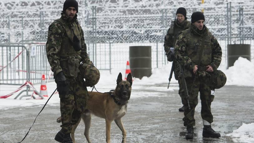 Graubünden Polizeistaat