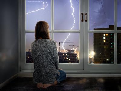 Finanzieller Schutz bei Gewitterschäden