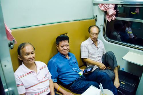 Abfahrt vom Hua Lamphong