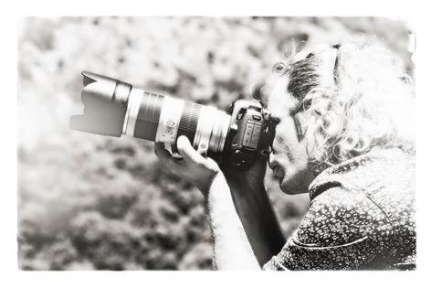 Michael - wie Pai und Nutty ebenfalls ein professioneller Fotograf (Presse- und Reisefotograf)
