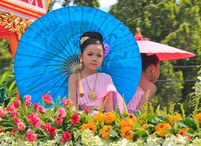 Tenth Lunar Month Festival in Nakhon Si Thammarat
