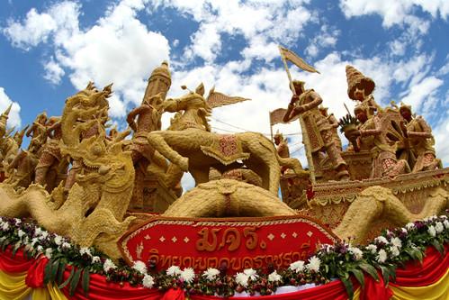 Ubon Ratchathani Fest