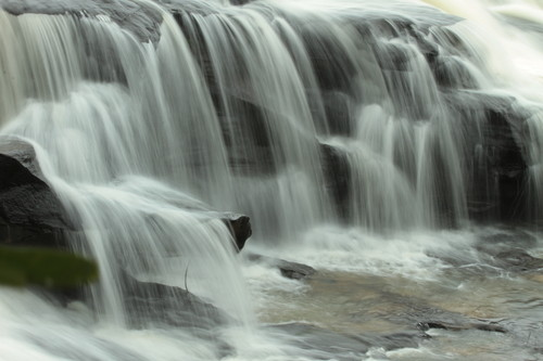 Wasserfall in Si Sa Ket