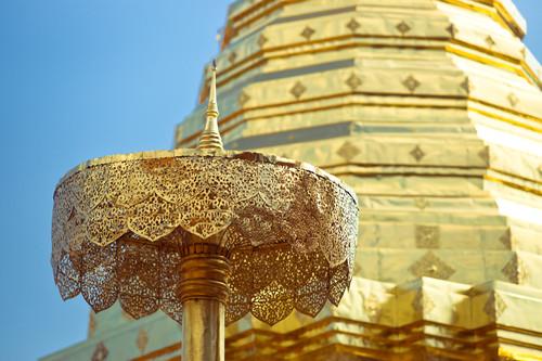 Chedi Wat Doi Suthep