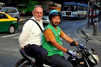 Bangkok Motoradtaxi