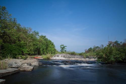 Mae-Wong-Kanal im Nationalpark Mae Wong