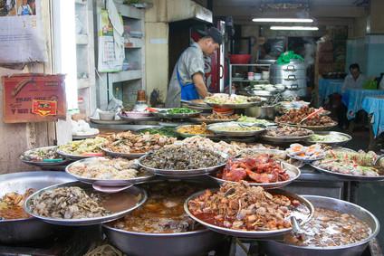 Chinatown streetfood