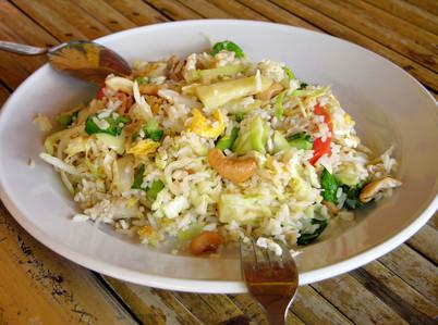 Thailändisches Reisgericht
