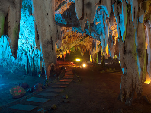 Tham Khao bin Cave Ratchaburi