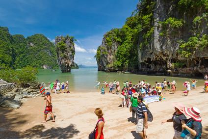 Bucht von Phang Nga