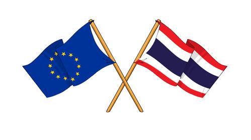Thailand und Europa: Handelspartner