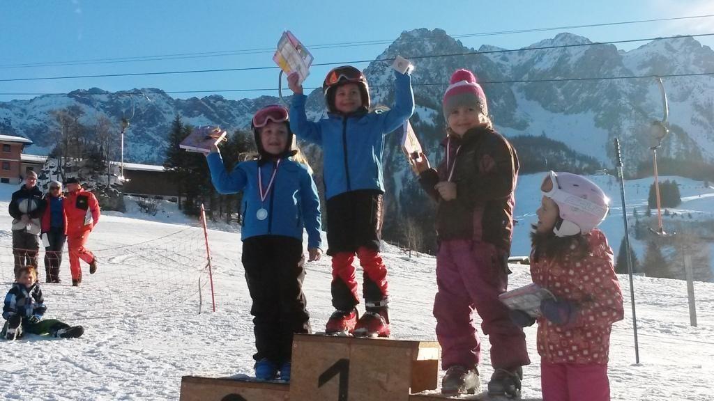 Skikurssieger der Skischule Zahmer Kaiser